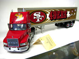 Franklin Mint Mack Truck For San Francisco 49ers Die Cast 14 034 ... Koja Kitchen Truck San Francisco Food Trucks Roaming Hunger Fire Photos Kenworth Pumper Engine 1 Sffd Youtube Driver Garbage American Simulator To Las Vegas Gameplay Smothered Fries New Years Day Brunch Funcheapsfcom 10 Essential For Summer Eater Sf Truck California Usa Stock Photo Royalty Has Nowhere Put Collection Of 100yearold Antique Fire Spartanerv Department Ca Jesus Free Image