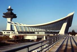Berner Air Curtains Uae by Saarinen Dulles Airport Mid Century Modern Architecture