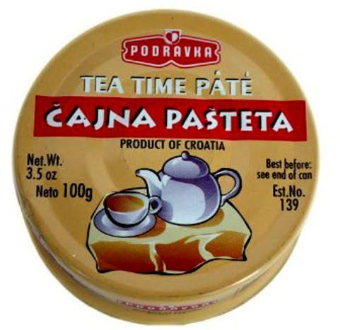 Podravka Tea Time Pate