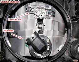 broken bulb retaining clip assembly help page 2 subaru outback
