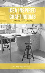 BEST Ikea Craft Room Ideas The Original