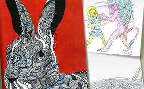 Look Into My Eyes Images Such As This Art Therapy Rabbit Now Outsell
