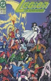 Legion Of Super Heroes 1989 4th Series 25