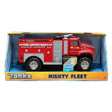 Buy Tonka Mighty Fleet 13 Inch Fire Department Pumper Truck 88 ... Tonka Mighty Motorized Fire Engine Vehicle Toys For Kids Set To Yellow Tough Cab Engine Pumper Truck Titans Youtube Funrise Classics Steel Buy Online At The Nile Fleet Goliath Games Uk Rubbish Site Toy Trucks For Kids Cherry Picker Online Universe Toughest Minis Ape Nz Zulily Amazoncom With Lights And Hyper Garbage