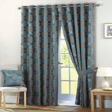Grey And Turquoise Living Room Curtains by Stylish Turquoise And Grey Curtains Gray Interiors Design Awesome