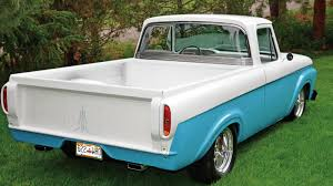 8 Facts You Didn't Know About The 61-63 Ford Unibody Trucks - Ford ... 1961 Ford F100 Unibody Gateway Classic Cars 531ftl Will Your Next Pickup Have A Unibody 8 Facts You Didnt Know About The 6163 Trucks 62 Or 63 34 Ton Truck U Flickr 1962 Short Bed Pickup Youtube F 100 New Considered Based On Focus C2 Goodguys Of Year Late Gears Wheels And Midsize Dont Need Frames Sold Truck Street Magazine Cover Luke