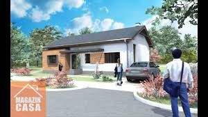 100 Modern One Story House Small And Modern House Plans One Story House Plans For Houses And Bungalows