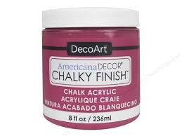 Americana Decor Chalky Finish Paint Colors by Decoart Americana Decor Chalky Finish 8 Oz Reminiscence