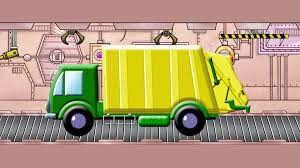 Toy Factory Garbage Truck | Garbage Truck – Kids YouTube