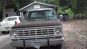 1974 Dodge D100 Truck Run With Open Headers - YouTube Dodge Dw Truck Classics For Sale On Autotrader 1974 Ram 74do8465c Desert Valley Auto Parts Curbside Classic 1975 Power Wagon A Sortof Civilized Automotive History The Case Of Very Rare 1978 Diesel 7 Best Movie Pickup Trucks Macho Sale Bat Auctions Sold D100 57 Hemi V8 Five Speed Custom Pickup Youtube Bangshiftcom Big Horn Semi Classiccarscom Cc1074735 1985 Duall Rear Axle Steel Cowboys Pinterest W200 Crew Progject Resource Forums