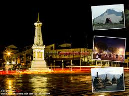 Paket Jogja 2 Day City Tour