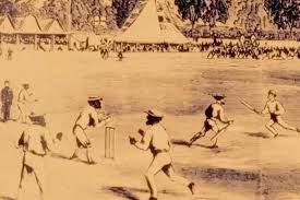 Aboriginal Cricketers Of The 19th Century Photo Players Dominated Early Australian Cricket