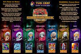yugioh bakura character deck character structure decks complete poster update by yugicorp on