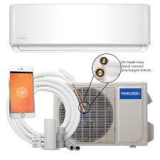 Mini Split Ceiling Cassette Air Conditioner by Mrcool Diy 36 000 Btu 3 Ton Ductless Mini Split Air Conditioner