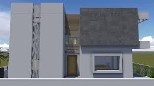 facade de villa moderne au maroc avec maison et sur idees