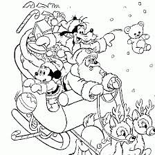 Windows Coloring Disney Pictures For Christmas In A Of Mickeys Carol To Print