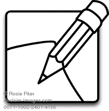 Mathematics clipart pencil paper 8
