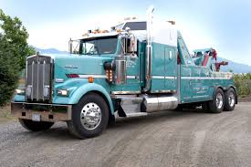 100 Kenworth Tow Truck S S