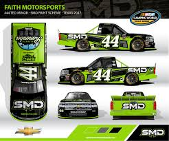 Local Design Firm's Las Vegas Tribute Runs In NASCAR Truck Series ... Auto Sep 30 Nascar Playoff Las Vegas 350 Pictures Getty Images Camping World Truck Series 2017 Martinsville Speedway Schedule Pure Thunder Racing Fire Alarm Services To Partner With Nemco Motsports For The 5 Favorites Saturday Nights 8 Pm Etfs1mrn Holly Madison Poses As Grand Marshall At Smiths Nascar Ben Rhodes Claims First Win In Thrilling Race Motor Tv Alert Racing From Bristol
