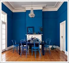 feeling blue interior painting with sky turquoise and more