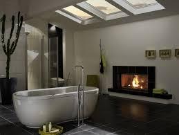 kamin im badezimmer planungswelten