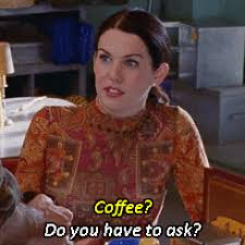13 Things Lorelai Gilmore Taught Us About Coffee Celeb Connoissare