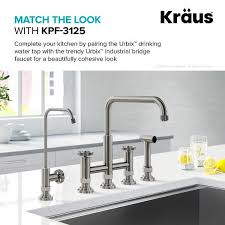 Kitchen Faucet Water Kraus Ff 101 Urbix Water Dispenser Beverage Kitchen