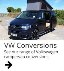 Black VW T5 Campervan Conversion
