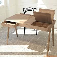 petit bureau en bois bureau bois metal writingtrue co
