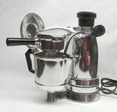 Stovetop Espresso Maker Parts Vesuviana Machine Machines