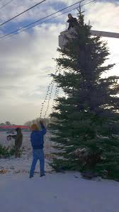 Shopko Christmas Tree Lights by Catch The Christmas Spirit In Marquette Township Tomorrow Night