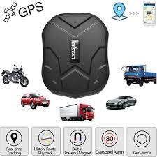 100 Truck Tracking Gps TKSTAR Waterproof Car GPS Tracker Strong Magnet Vehicle