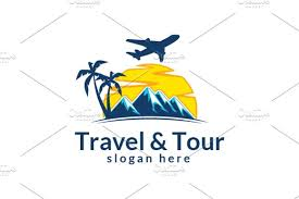 Travel And Tour Logo Template