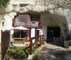 chambres d hotes en touraine les troglos de beaulieu le logis du gardien à beaulieu lès loches