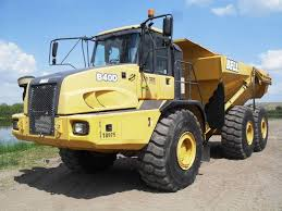 2014 Bell B40D Articulated Dump Truck For Sale, 4,759 Hours | Bartow ...
