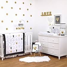 nojo xoxo crib bedding bed bath beyond