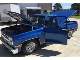 1981 Chevrolet C10 For Sale   ClassicCars.com   CC-1082884 At 16995 Could This 1976 Chevy Silverado 4x4 Shortbed Be A Truck The Steadily Disappearing American Car Uerstanding Pickup Cab And Bed Sizes Eagle Ridge Gm Chevrolet Flatbed Trucks For Sale Custom 1981 Lowrider Pictures Chevrolet K10 4x4 For Sale At Gateway Classic Cars In St Chevytruck 81ct8036c Desert Valley Auto Parts K30 Siverado 3500 2500 1 Ton 454 74 Twelve Every Guy Needs To Own In Their Lifetime C10 Carpet Replacement 6086 Factory Healing Process Hot Rod Network