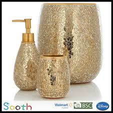mosaik glas keramik goldfarben badezimmer zubehör buy goldfarbenen bad accessoires gold bad accessoires mosaik glas goldfarbenen bad accessoires