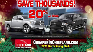 20% Off Ram Trucks, Jeep Cheokee At CheaperInChiefland.com! - YouTube Auto Clearing Chrysler Dodge Jeep Ram Vehicles For Sale In 2019 1500 Lease Deals And Prices Page 8 Car Forums At Used Truck Dealership Cobleskill Cdjr Ny Ram Month Special Offers Brownfield Trucks History Springfield Mo Corwin St Louis Dave Sinclair Group New 2017 Near Lebanon Pa Robesonia Or Classic Tradesman 2d Standard Cab Yuba City 2018 Review Ratings Edmunds Ringgold Ga Mountain View 3500 Chassis Incentives Specials Wsau Wi Allnew Sportrebel Crew Indianapolis