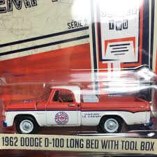100 1962 Dodge Truck DODGE D100 LONG BED WITH TOOL BOX RED CROWN Depop