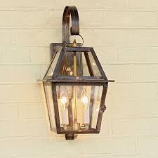 a versatility of outdoor lights wall warisan lighting