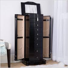 Furniture : Black Mirror Jewelry Armoire Armoire Black Black ... Fniture Black Mirror Jewelry Armoire Wardrobe Armoires Wooden Tips Interesting Walmart Design Ideas Fancy For Organizer Idea Desk Wardrobe Unique Vintage Amazing Cheap Amazoncom Sauder Harbor View Antiqued Paint Kitchen Computer Nyc And Wardrobes For Your Home Or Apartment At Abc Bedroom Magnificent French Antique Sale Wood Contemporary Hayneedle