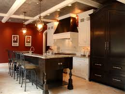 White Traditional Kitchen Design Ideas by Awasome Modern Kitchen Design With White Kitchen Island Also
