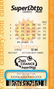 SuperLotto Plus 2nd Chance