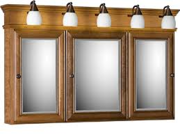 bathroom medicine cabinets with mirrors lights outlet