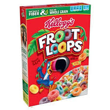 Buy KELLOGGS FROOT LOOPS