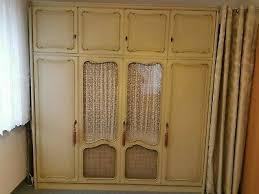 schlafzimmer komplett im chippendale stil weiß shabby chic