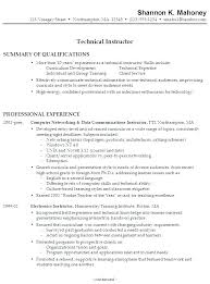 Sample Resume With Job Experience How To Write For No High School