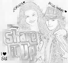 Disney Channel Coloring Pages Printable