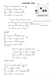 Chords and Lyrics